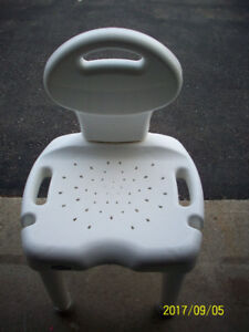 Bath Tub Chair with Adjustable height.