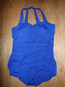 Size 18 Mastectomy Swimsuit from Land's End (BN without Tags)