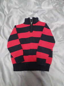 3 Sweaters size 2 - 3 T