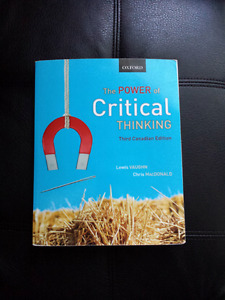 The power of critical thinking  rd edition   Non Custodial Parents     CogAT Test Practice for Grade K   Critical Thinking   Crystal Children  amp  Teacher Supply