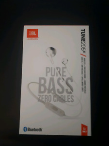 JBL Tune 205BT(Brand New)