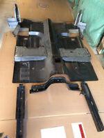 1969/1970 mustang floorpan and frame repair