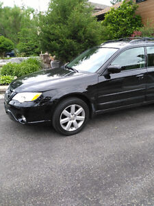 2008 Subaru Outback Wagon, read: