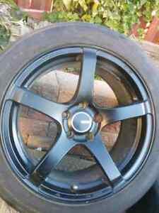 True enkei wheels. Kitchener / Waterloo Kitchener Area image 5