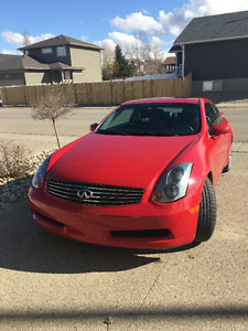 REDUCED 2005 Infiniti G35 Coupe (2 door)