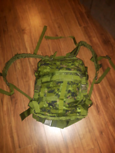 Awesome day bag/Backpack(Military spec) WATERPROOF!
