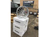 "20"" alloy wheels alloys rims Vw Volkswagen transporter t5 t6 BMW 1 2 3 4 5 series"