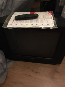 """19"""" TV . Like new barely used  works perfect"""