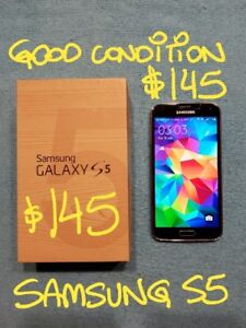 AMAZING Samsung Galaxy  S5 UNLOCKED **TRADE or Firm $145**Smart