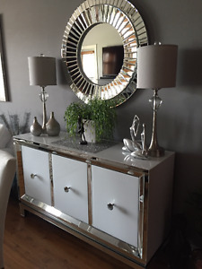 Dining Room Cabinet  PRICE IS FIRM
