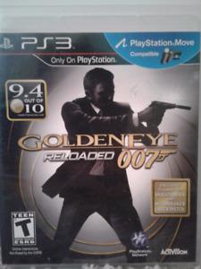 GoldenEye Reloaded 007 PS3