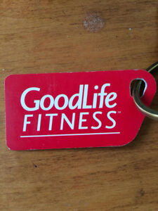 Transfer Goodlife Gym Membership for just 17.25 every two weeks