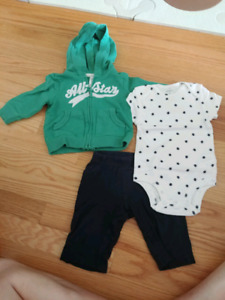 Fall/winter 6 month lot for boys
