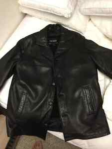 Leather jacket - Guess