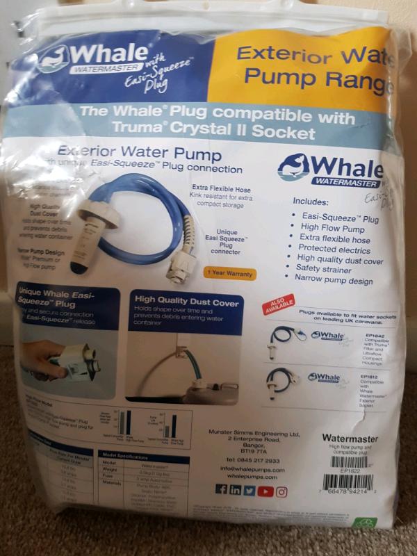 Whale water pump | in Weston-super-Mare, Somerset | Gumtree