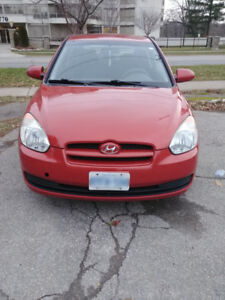 2009 Hyundai Accent - REDUCED PRICE