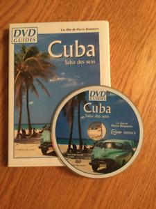 DVD documentaire voyage - Cuba à vendre