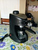 New price - Capresso 4 Cup Espresso & Cappuccino Machine