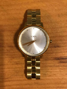 Perfect Condition -  Gold Nixon Watch!