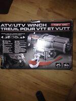 3500 LB winch ATV/UTV