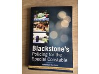 Policing for the special constable book