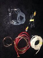 Assorted wires