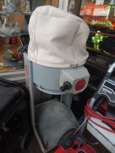 shopsmith dust collector at the 689r new and used tool store