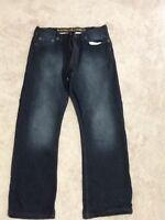 Wrangler jeans 36x32
