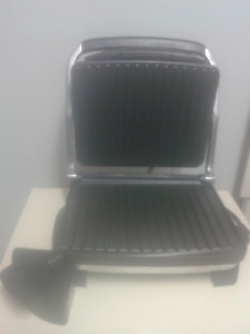 High End Indoor Grill/Panini Press, $50 OBO