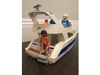 Playmobil Large Boat