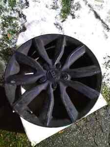 "AUDI OEM WHEELS 17"" GREAT FOR SNOW TIRES"