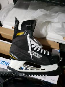 Bauer Supreme Pro Skates Size 7