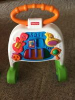 Fisher-price push/learn to walk