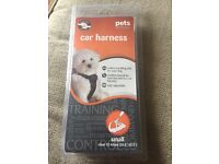 Car harness size small brand new
