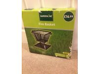 Fire basket brand new!