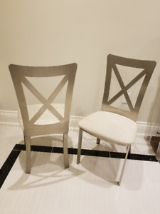chairs and bar stools stainless steel