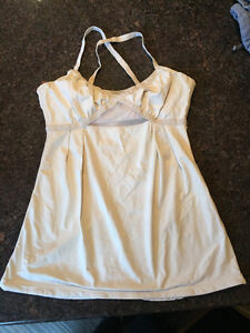 Blush lululemon tank Kitchener / Waterloo Kitchener Area image 1