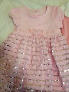 3 dresses size 3, hello kitty dress sold London Ontario image 2