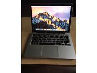 """MacBook Pro 2013 Retina 13"""" Core i5 2.4GHz 8GB RAM 256 GB SSD. Apple warranty"""