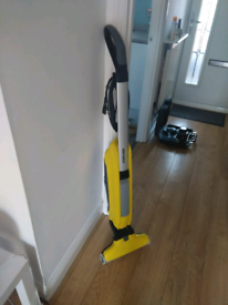 Karcher hard floor cleaner