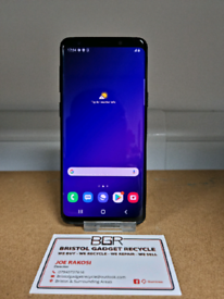 Samsung Galaxy S9 Midnight Black 64GB Unlocked + 2-Month Warranty