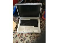 Dell Inspiron 6400 laptop, does not switch on and I do not have a charger so for spares repair only