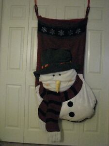 Giant Christmas Stocking Windsor Region Ontario image 2