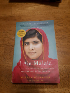 I Am Malala (Best-Selling Book) & others