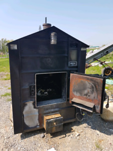 Empyre Wood Stove