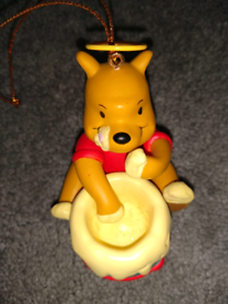 Disney Grolier Christmas Tree Ornament Winnie The Pooh