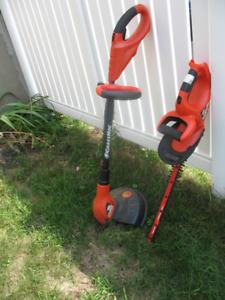 18V bare tools Hedger and Trimmer