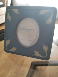 Porcelain picture frame by Wedgwood