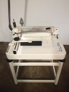 Guillo-Max G17 Pro Stack Paper Cutter