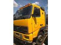 Left hand drive Volvo FH12, Tractor unit, 6x4 double drive, manual gearbox